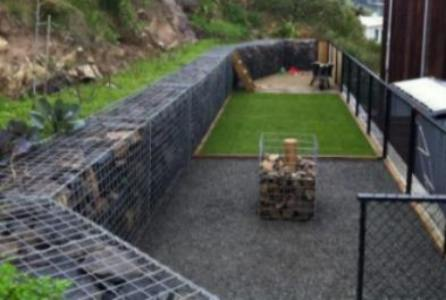 Gabion Retaining Wall Design Guidelines Usa