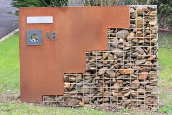 Rock Wall Ideas | Garden Wall Designs and Costs | Gabion1 USA