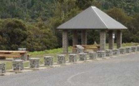 Gabion stone pillars and columns fences gate post supplies usa for House columns prices