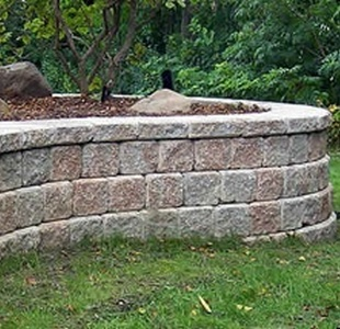 gabion retaining wall seat - Retaining Wall Blocks Design